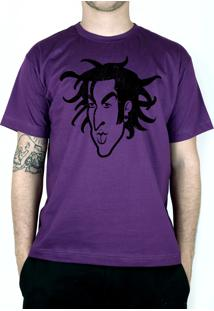 Camiseta 182Life Travis Old School Roxo