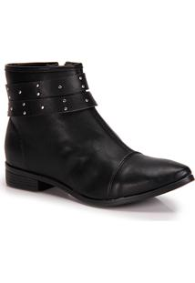 Ankle Boots Sua Cia Tachas