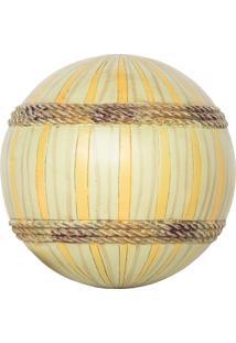 Esfera Palha Devoe