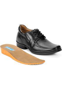 Sapato Conforto Couro Rafarilllo Soft Confort Alth - Masculino