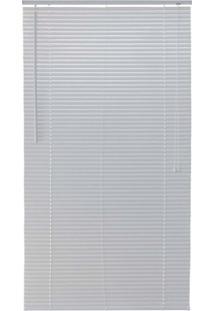 Persiana Horizontal Em Pvc Block 170X140Cm Branca