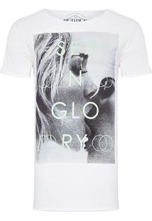 Camiseta Masculina Sex N´Glory - Off White