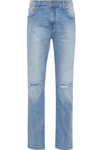 Calça Masculina Slim Copargo 3D - Azul