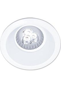 Spot Tech Led Back Redondo 4000K 3W Bivolt Startec 147190016