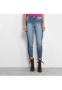 3c9eff897 ... Calça Jeans Skinny Colcci Extreme Power Base Bia Cintura Média Feminina  - Feminino-Jeans