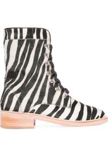 Bota Feminina Zebra - Animal Print