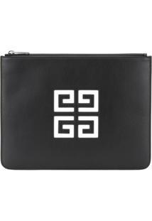 Givenchy Clutch 4G - Preto