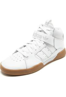 Tênis Adidas Skateboarding Vrx Mid Branco