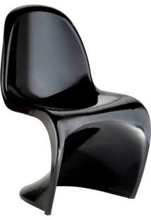 Cadeira Abs Panton -Rivatti - Preto