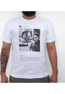 Hannibal Lecter - Camiseta Clássica Masculina