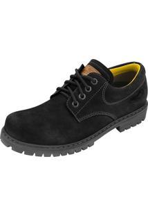 Sapato Beeton Walker401C Preto