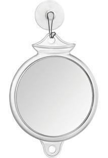 Espelho Anti Embaçante- Incolor & Espelhado- 21X15X3Hudson