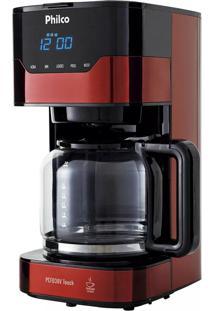 Cafeteira Philco Pcfd38V Touch Vermelha 1.5L 127V 053901045