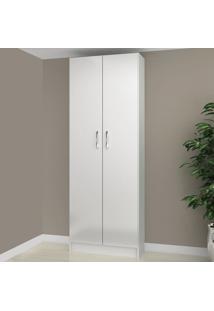 Armário Multiuso Dp2401 Branco - Evidência Móveis