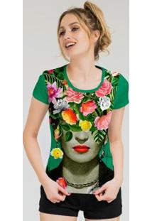 Camiseta Stompy Feminina Estampada 17 - Feminino