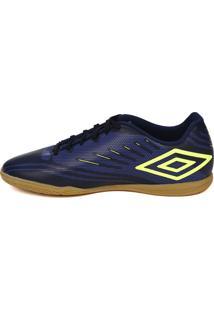 Tênis Futsal Umbro Speed Iv Azul Marinho