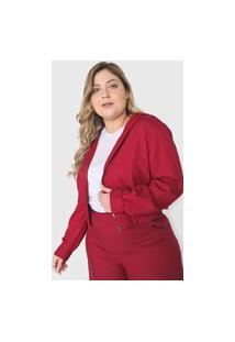 Jaqueta Mercatto Lisa Vinho