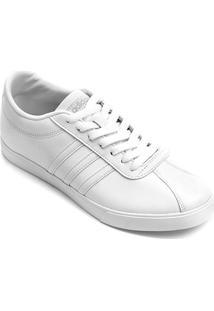 be26f66753b0a Netshoes. Tênis Couro Adidas Courtset W Feminino ...
