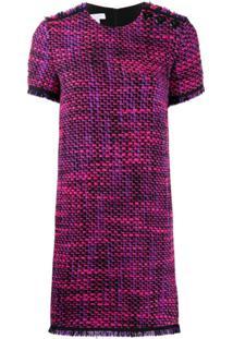 Escada Sport Short Tweed Dress - Rosa