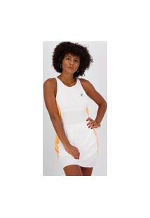 Vestido Fila 70 Tech Branco