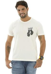 Camiseta Everlast - Masculino-Branco