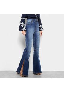 dbd142b39 ... Calça Jeans Skinny Colcci Boot Cut Cintura Alta Feminina - Feminino -Jeans