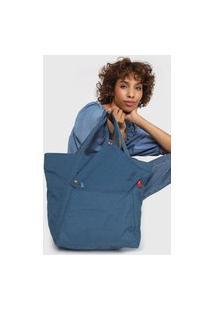 Bolsa Cantão Super Nylon Bag Azul