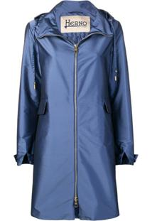 Herno Raincoat - Azul