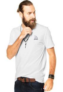 Camiseta Sommer Reta Branca