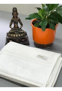 Toalha De Banho Requinte - Pérola