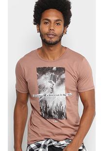 Camiseta Coca Cola Power Masculina - Masculino