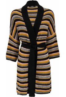 Kimono Tricot Listras