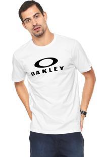 Camiseta Oakley Mod Tee Branca
