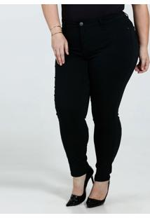 ebacce929 R$ 79,95. Marisa Calça Feminina Sarja Stretch Plus Size Marisa