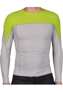 Camiseta Lycra Oneill Skins Hyperfreak L/S - Masculino