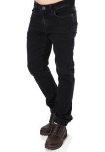 Calça Jeans Masculina Cook'S Preto
