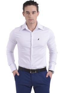 Camisa Social Horus Branca