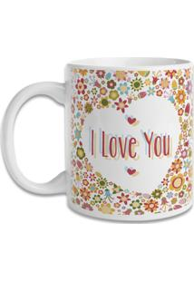 Caneca Blitzart I Love You