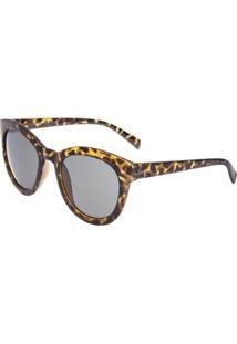 Óculos Ray Flector Westway Sherlock Holmes Rf271Co - Feminino-Onça