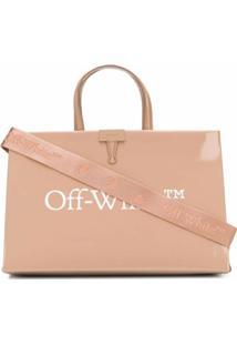 Off-White Bolsa Média - Neutro