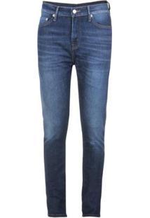 Calça Jeans Levis 510 Skinny Masculina - Masculino-Azul