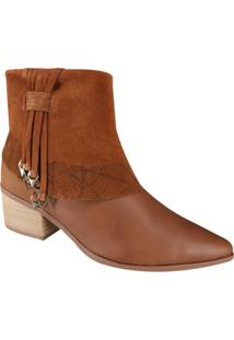 Bota Ankle Boot Tanara