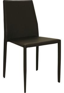 Cadeira Amanda Marrom Rivatti Móveis