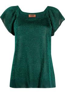 Missoni Blusa De Tricô - Verde