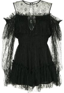 Alice Mccall One In A Million Playsuit - Preto