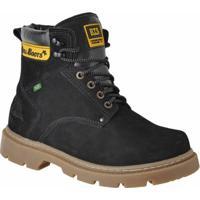 5495dca2e5e Bota Adventure Bell Boots Casual - Masculino-Preto