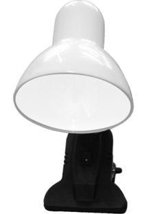 Luminária De Garra Mag E-27 Max 40W - Branco