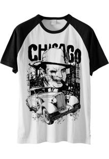 Camiseta Raglan Ramavi Chicago
