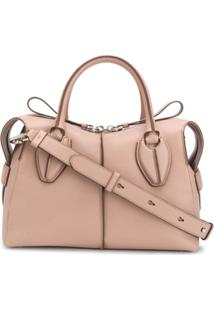 Tod'S D-Styling Small Tote - Neutro