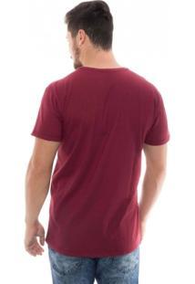 Camiseta Osmoze Gola Careca - Masculino